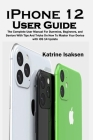iPhone 12 User Guide Cover Image