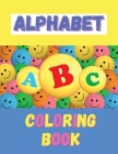 Alphabet Coloring Book Cover Image