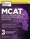 MCAT Critical Analysis and Reasoning Skills Review, 2nd Edition (Graduate School Test Preparation) Cover Image