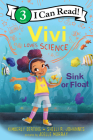 Vivi Loves Science: Sink or Float (I Can Read Level 3) Cover Image