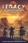 Legacy Life Among the Ruins 2nd Ed. Postapocalyptic RPG Hardback Cover Image