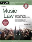 Music Law: Run Your Band's Business Cover Image