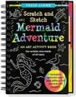 Scratch & Sketch Mermaid Adventure (Scratch and Sketch) Cover Image