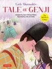 Lady Murasaki's Tale of Genji: The Manga Edition Cover Image