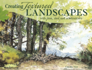 Creating Textured Landscapes with Pen, Ink and Watercolor Cover Image