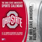 Ohio State Buckeyes: 2020 12x12 Team Wall Calendar Cover Image