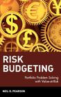 Risk Budgeting: Portfolio Problem Solving with Value-At-Risk (Wiley Finance #74) Cover Image
