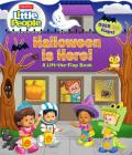 Fisher-Price Little People: Halloween is Here! (Fisher Price Lift-the-Flap) Cover Image