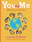 You and Me: Different yet the Same Cover Image