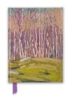 Tom Thomson: Silver Birches (Foiled Journal) (Flame Tree Notebooks) Cover Image