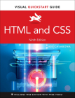 HTML and CSS: Visual QuickStart Guide (Visual QuickStart Guides) Cover Image
