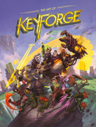 The Art of KeyForge Cover Image