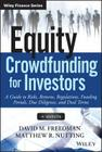 Equity Crowdfunding for Investors: A Guide to Risks, Returns, Regulations, Funding Portals, Due Diligence, and Deal Terms Cover Image