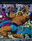 Modern Masters Volume 7: John Byrne (Modern Masters (TwoMorrows Publishing)) Cover Image