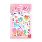 Scented Scratch Stickers - Cat Café Cover Image