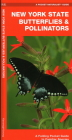 New York State Butterflies & Pollinators: A Folding Pocket Guide to Familiar Species Cover Image