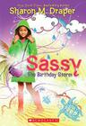 The Birthday Storm (Sassy (Scholastic) #2) Cover Image