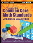 Teaching the Common Core Math Standards with Hands-On Activities, Grades 6-8 (Jossey-Bass Teacher) Cover Image