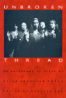 Unbroken Thread: An Anthology of Plays by Asian American Women Cover Image