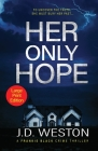Her Only Hope: A British Crime Thriller Novel Cover Image