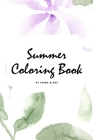Summer Coloring Book for Young Adults and Teens (6x9 Coloring Book / Activity Book) Cover Image