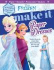 Disney Frozen: Make It Paper Dresses Cover Image