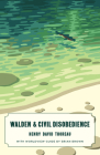 Walden and Civil Disobedience (Canon Classics Worldview Edition) Cover Image