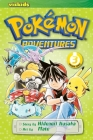 Pokémon Adventures (Red and Blue), Vol. 3 Cover Image