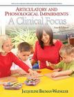 Articulatory and Phonological Impairments: A Clinical Focus Cover Image