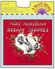 Mike Mulligan and His Steam Shovel Book & CD Cover Image