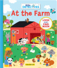 Little Detectives at the Farm: A Look and Find Book Cover Image