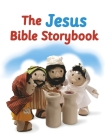 The Jesus Bible Storybook: Adapted from the Big Bible Storybook Cover Image