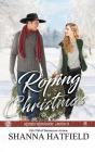 Roping Christmas: Sweet Western Holiday Romance Cover Image