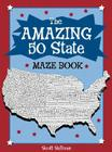 The Amazing 50 State Maze Book Cover Image