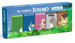 My Neighbor Totoro Erasers Cover Image