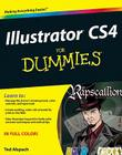Illustrator CS4 for Dummies Cover Image