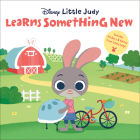 Little Judy Learns Something New (Disney Zootopia) (Pictureback(R)) Cover Image