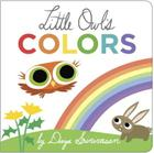 Little Owl's Colors Cover Image