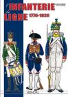 L'Infanterie de Ligne Tome 1: 1776-1820 Cover Image