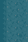 The Passion Translation New Testament (2020 Edition) Compact Teal: With Psalms, Proverbs and Song of Songs Cover Image
