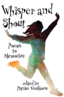 Whisper and Shout: Poems to Memorize Cover Image