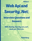 Web Api and Security: Interview Questions and Answers Cover Image