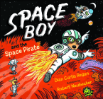 Space Boy and the Space Pirate Cover Image