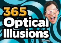 365 Optical Illusions Cover Image