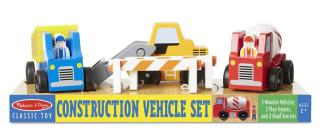 Construction Vehicle Set Cover Image