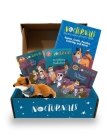 The Nocturnals Grow & Read Activity Box: Early Readers, Plush Toy, and Activity Book - Level 1-3 Cover Image