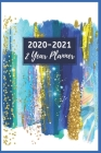 2 Year Planner 2020-2021: 2020-2021: Two-Year Monthly Pocket Planner with Phone Book, 6.0