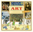 A Child's Introduction to Art: The World's Greatest Paintings and Sculptures (Child's Introduction Series) Cover Image