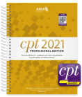 CPT Professional 2021 and CPT Quickref App Bundle Cover Image