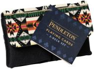 Pendleton Playing Cards: 2-Deck Set (Camping Games, Gift for Outdoor Enthusiasts) Cover Image